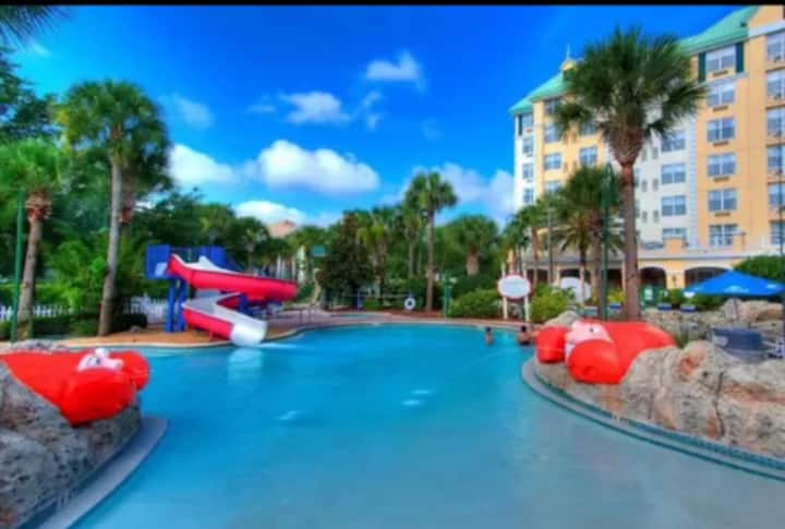 Calypso Cay Resort 1 BDRM deluxe w free water park