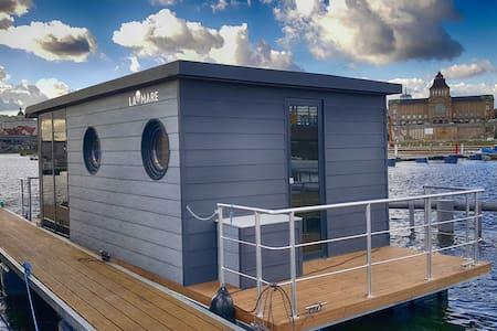OdraDream 2 Houseboat Szczecin