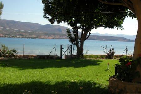 Welcome to Villa Olga by the sea! - Karavostassi - Casa