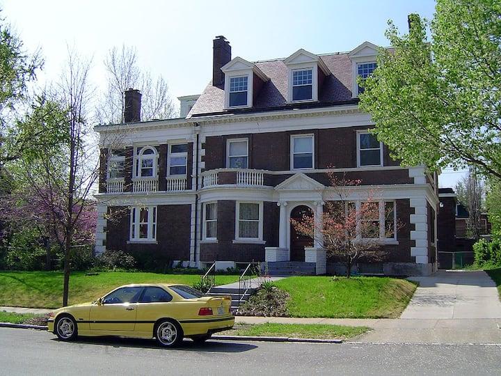 Rare Carriage House Apartment