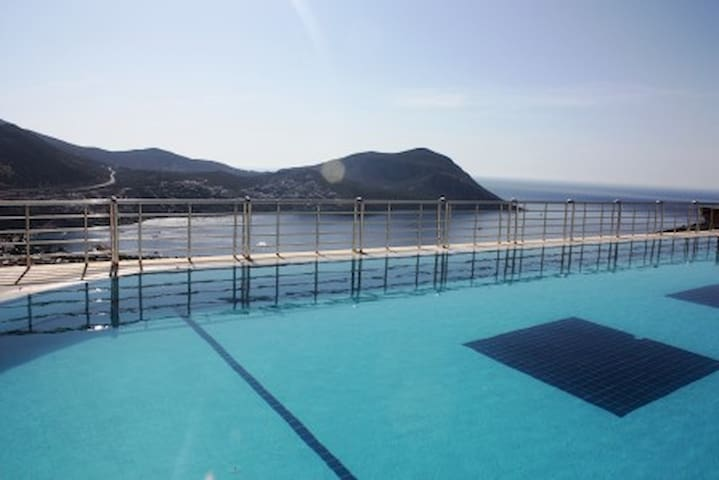 Kalkan Villa with stunning views