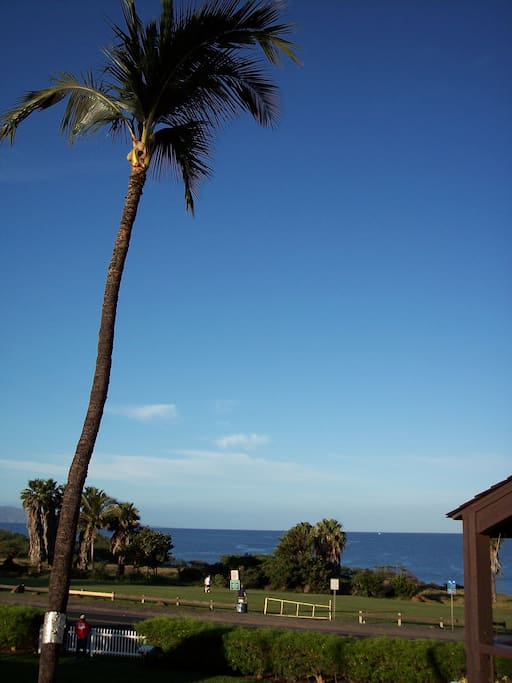 View from the Lanai-please select for full view