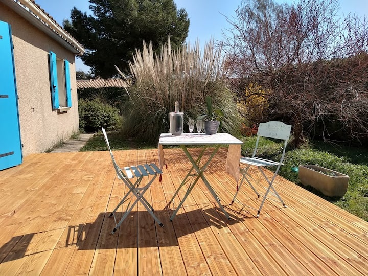 Villa avec piscine à Carcassonne