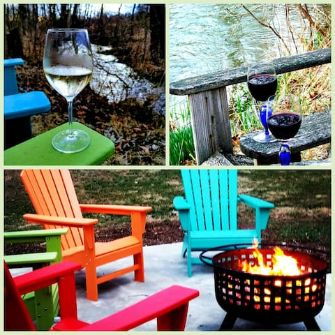 Stay with us and find your adirondack.