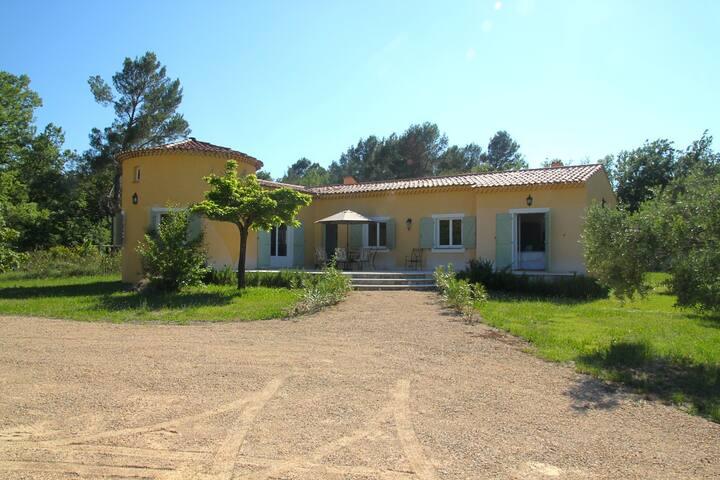 Charming villa in beautiful Fayence