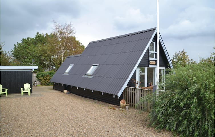 Holiday cottage with 2 bedrooms on 50m² in Esbjerg V