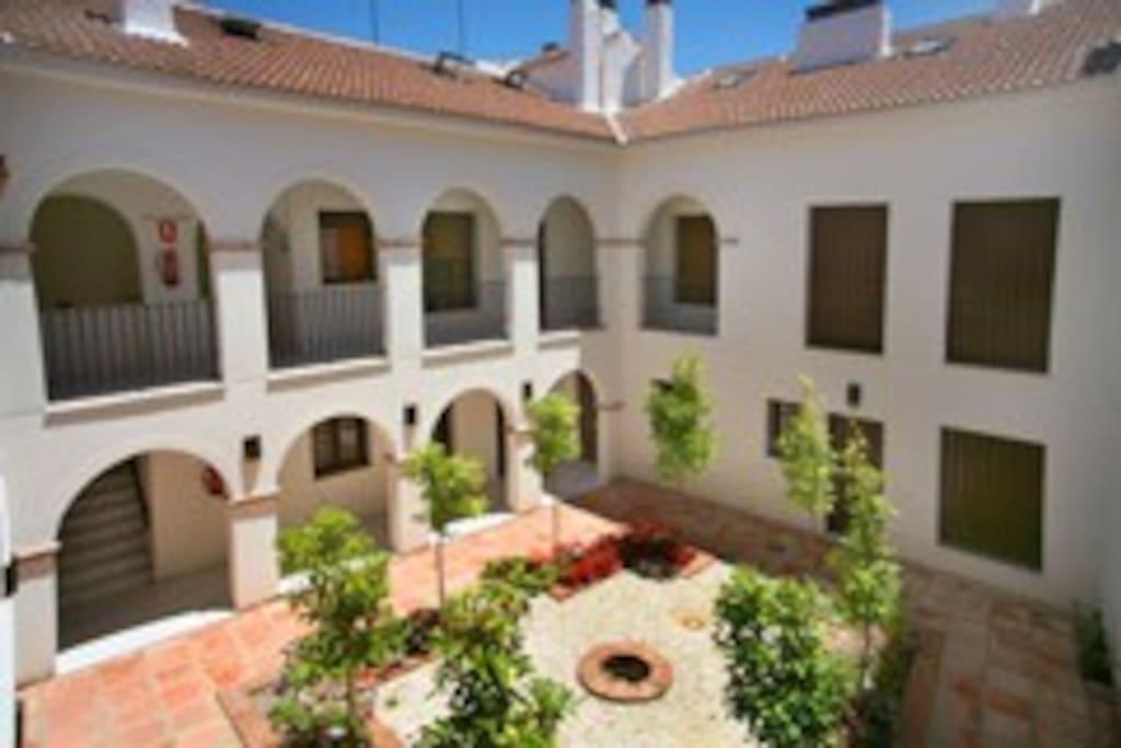 Duplex en el casco antiguo cordoba casas en alquiler en - Inmobiliarias en cordoba espana ...