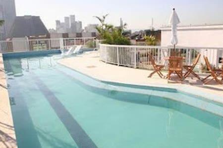Apartamento mobiliado na Lapa - Rio de Janeiro - Apartment