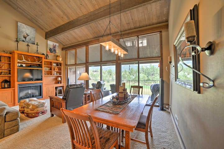 Rustic Durango Condo on the Golf Course!