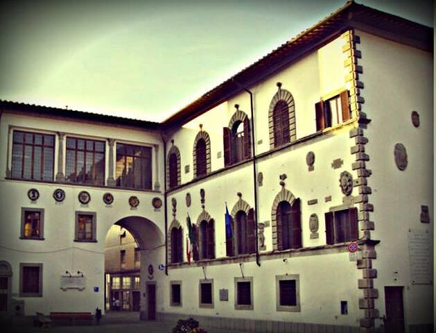 Palazzo comunale di Pieve