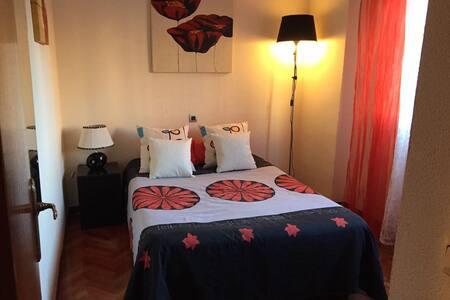 Nice room - 1 or 2 people - Madrid