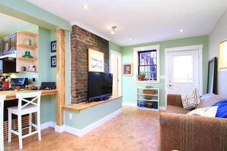 2 Bedroom Garden Flat - Main Street