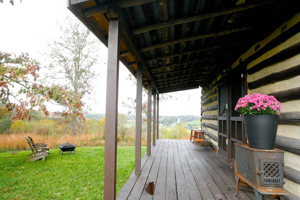 Baileys Retreat Cabin Cabins For Rent In Charlottesville