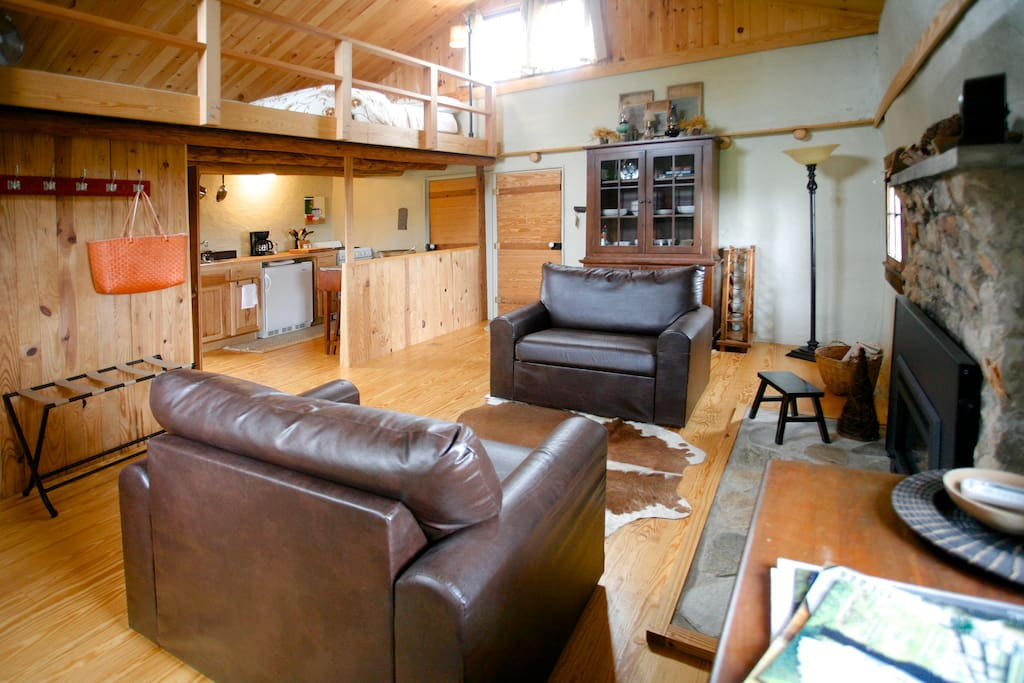 Baileys Retreat Cabin