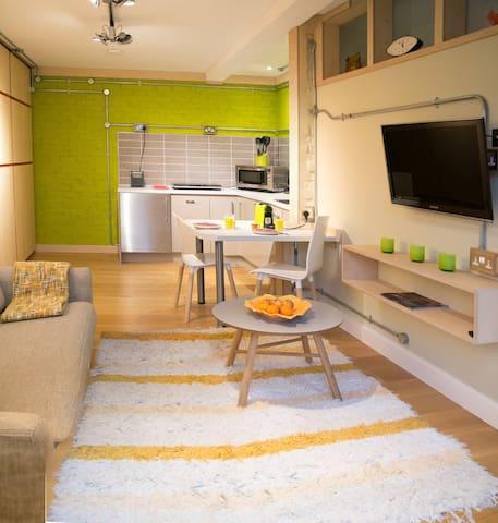 Luxury, Self-Catering Studio in West Wittering