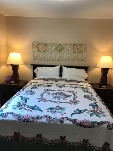 Flower Room, Ocean View Deck, Sunroom