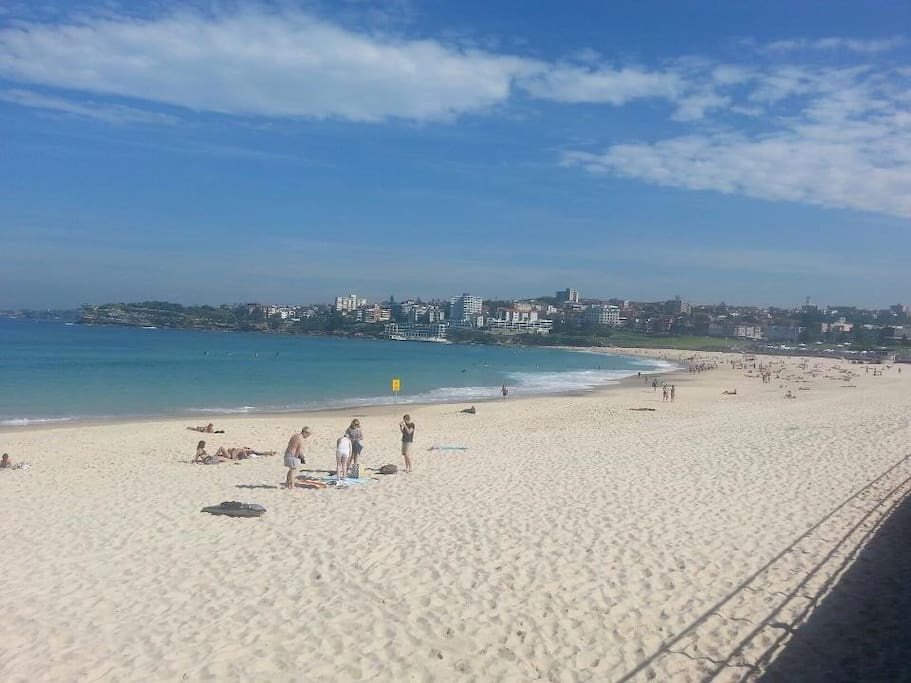 Two blocks from World-Famous Bondi Beach!