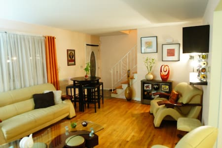 Lovely, Cozy and Charming 3BD Home  - North Arlington - Talo