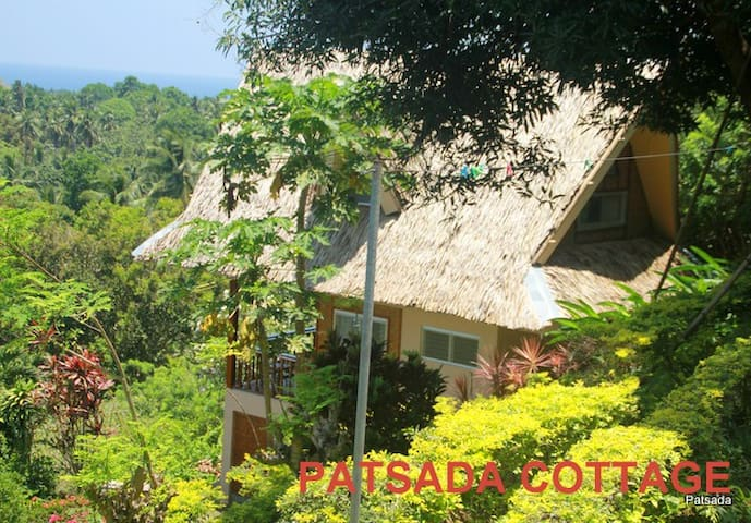Patsada Cottage. Awesome seaview. - Mambajao - Chatka