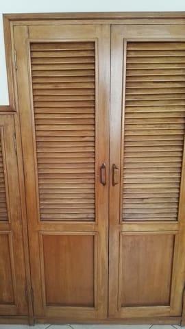 Closet exclusivo de la habitación