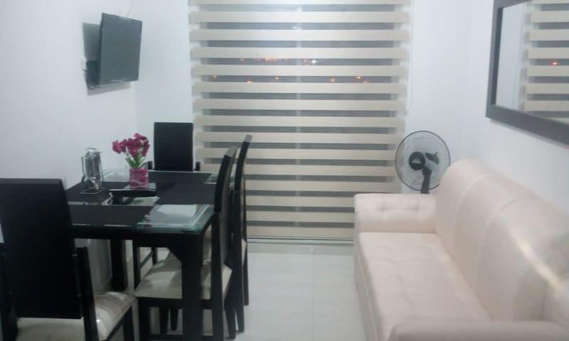 Apartamento ciudadela puerta del edén forestal