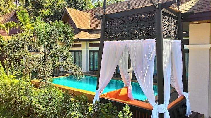 Viangviman Luxury Private Pool Villa&Resort-V1