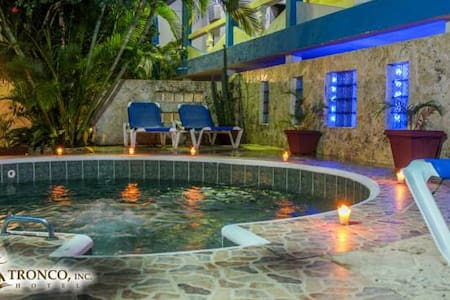 Tronco Private residence Bar and Breakfast - Boca Chica - Bed & Breakfast