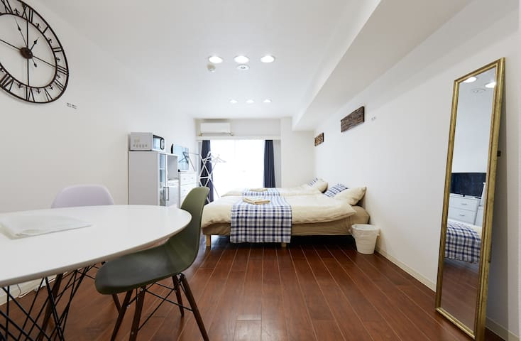 Yokohama 3min from station + Wifi - Yokohama