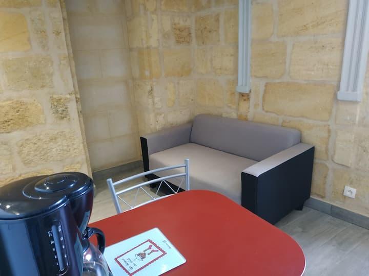 Studio place de la Victoire Bordeaux