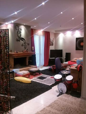 komninon sweet place - Argiroupoli - Dům