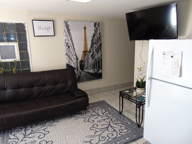 South loop 1 bdrm apt parking&WiFi