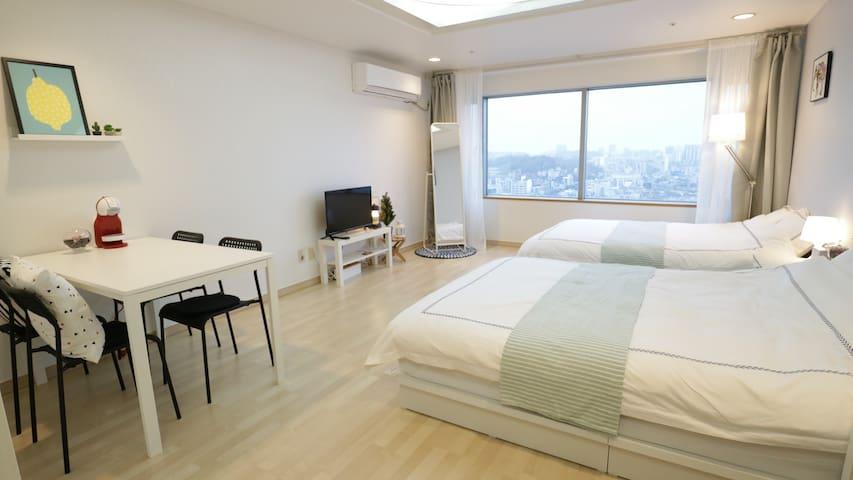 [J11@Hongdae Joy's room]Good location/Wifi egg
