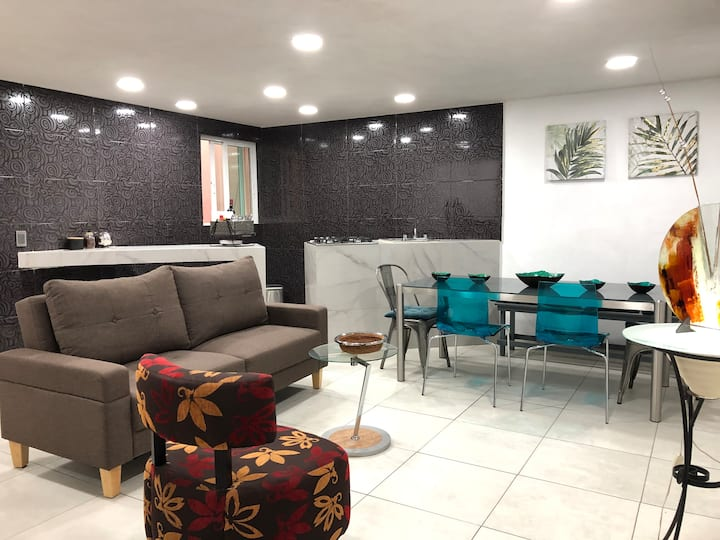✨ New and modern apartment in central area CDMX