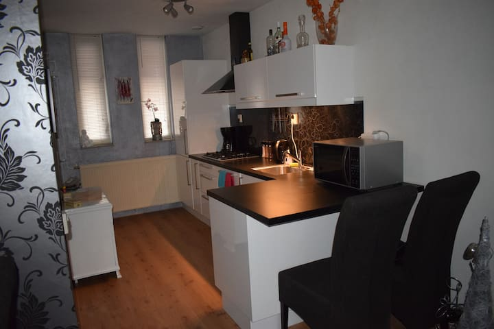 CasadiMo-Great apartment near city center w/garden - Groningen