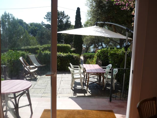 T2 dans jolie résidence à Calella de Palafrugell - Palafrugell - Apartment