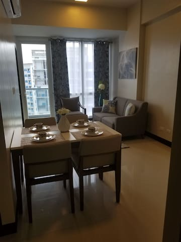 Fully furnished 1BR at Mactan Newtown