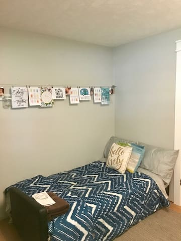 2nd Basement Bedroom with sofa bed