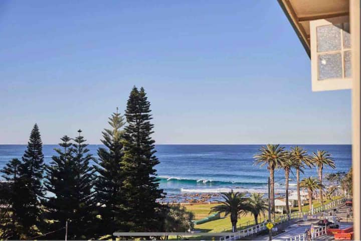Bronte Beach Views available for long term also