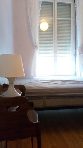 Bedroom@650 meters to: part-Dieu, convenient