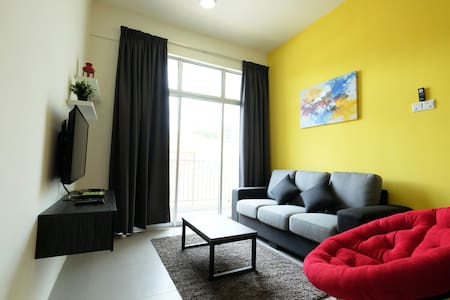 Play Residence at Golden Hill for 4 - Brinchang - Wohnung