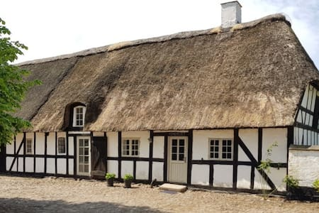 Cottage  near Faaborg/Svanninge Bakker