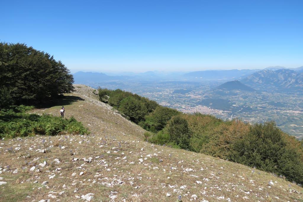 Parco regionale del Taburno-Camposauro
