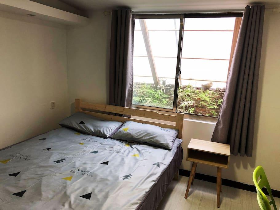 温馨的小清新房间