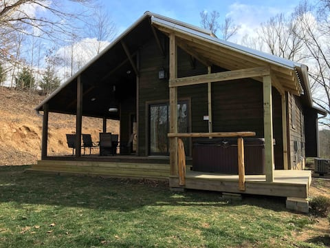 Pigeon River Cabins  on the Pigeon River