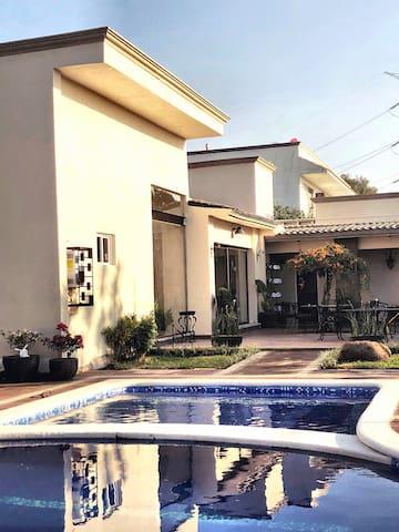 Fabulosa Casa en Hacienda Cocoyoc