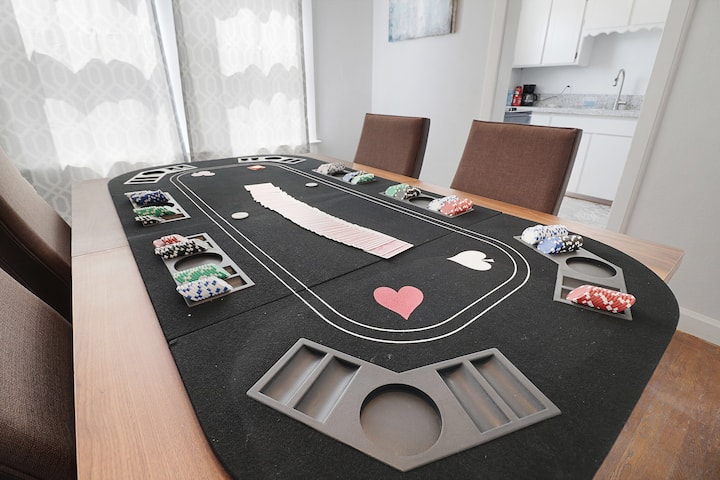 ♣️CASINO ROYALE SUITE Yes Pets!🐾 5 min FORT BLISS