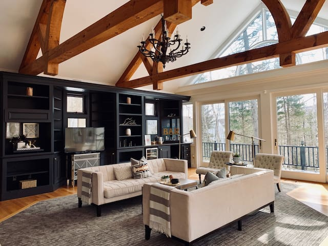 Incredible Home Sets Bar for Stratton Views/Luxury