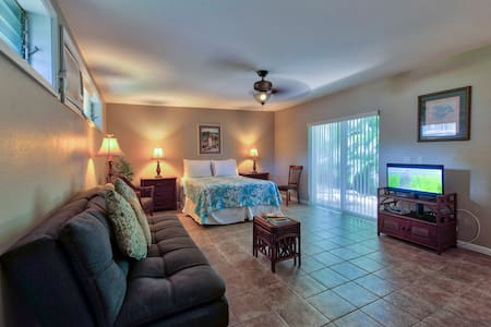 Remodeled Studio Steps to the Beach and Great Surf - Kihei - Villa