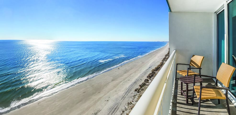 Wyndham Towers on the Grove * 1B Oceanfront