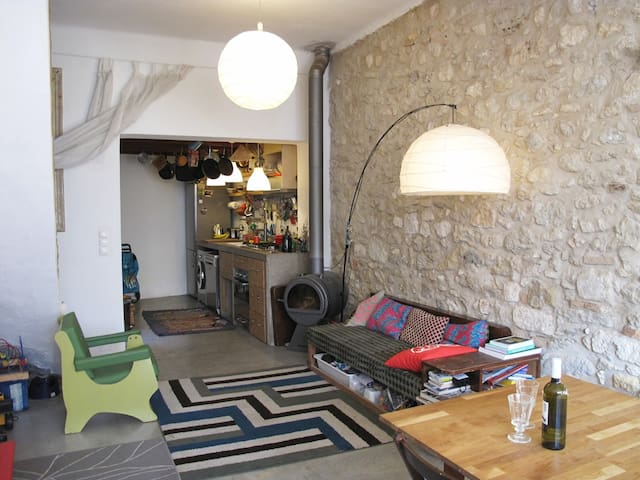 artists' house in the old town - Heraklion - Casa